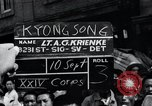 Image of US Company B 184th Infantry Regiment Kyongsong South Korea, 1945, second 5 stock footage video 65675028873
