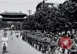 Image of US Company B 184th Infantry Regiment Kyongsong North Korea, 1945, second 12 stock footage video 65675028873