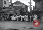 Image of Korean polling booth Seoul Korea, 1948, second 5 stock footage video 65675028878