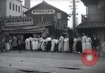 Image of Korean polling booth Seoul Korea, 1948, second 6 stock footage video 65675028878