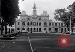 Image of Saigon City Hall Saigon Vietnam, 1955, second 5 stock footage video 65675028881