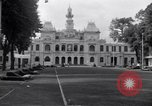 Image of Saigon City Hall Saigon Vietnam, 1955, second 7 stock footage video 65675028881
