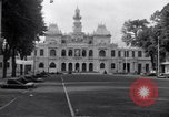 Image of Saigon City Hall Saigon Vietnam, 1955, second 8 stock footage video 65675028881