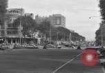 Image of Street in residential parts Saigon Vietnam, 1955, second 7 stock footage video 65675028882