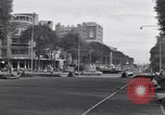 Image of Street in residential parts Saigon Vietnam, 1955, second 10 stock footage video 65675028882