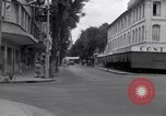 Image of deserted streets Saigon Vietnam, 1955, second 10 stock footage video 65675028885