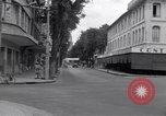 Image of deserted streets Saigon Vietnam, 1955, second 12 stock footage video 65675028885