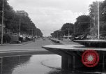 Image of street fountain Saigon Vietnam, 1955, second 10 stock footage video 65675028886