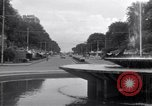 Image of street fountain Saigon Vietnam, 1955, second 11 stock footage video 65675028886