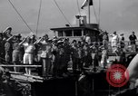 Image of French vessels Vietnam, 1947, second 4 stock footage video 65675028891