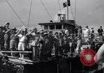 Image of French vessels Vietnam, 1947, second 5 stock footage video 65675028891