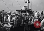 Image of French vessels Vietnam, 1947, second 6 stock footage video 65675028891