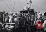 Image of French vessels Vietnam, 1947, second 7 stock footage video 65675028891
