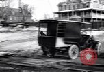 Image of zinc company's ambulance Franklin New Jersey USA, 1914, second 8 stock footage video 65675028902