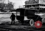 Image of zinc company's ambulance Franklin New Jersey USA, 1914, second 9 stock footage video 65675028902