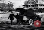 Image of zinc company's ambulance Franklin New Jersey USA, 1914, second 10 stock footage video 65675028902