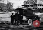 Image of zinc company's ambulance Franklin New Jersey USA, 1914, second 11 stock footage video 65675028902