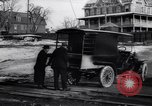 Image of zinc company's ambulance Franklin New Jersey USA, 1914, second 12 stock footage video 65675028902