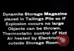 Image of handling dynamite and detonators Franklin New Jersey USA, 1914, second 11 stock footage video 65675028918