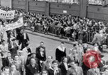 Image of Communist parade Paris France, 1954, second 10 stock footage video 65675028934