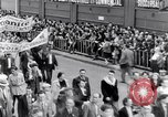 Image of Communist parade Paris France, 1954, second 11 stock footage video 65675028934