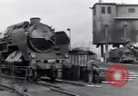 Image of rail yard Paris France, 1954, second 6 stock footage video 65675028936