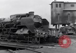 Image of rail yard Paris France, 1954, second 10 stock footage video 65675028936