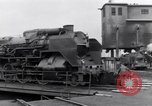 Image of rail yard Paris France, 1954, second 11 stock footage video 65675028936