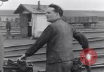 Image of rail yard Paris France, 1954, second 12 stock footage video 65675028936