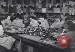 Image of busy city markets Paris France, 1954, second 5 stock footage video 65675028937