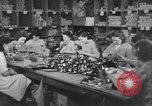 Image of busy city markets Paris France, 1954, second 6 stock footage video 65675028937