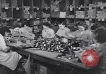 Image of busy city markets Paris France, 1954, second 8 stock footage video 65675028937