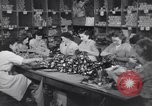 Image of busy city markets Paris France, 1954, second 10 stock footage video 65675028937