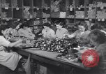 Image of busy city markets Paris France, 1954, second 12 stock footage video 65675028937