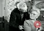 Image of French factory worker Robert and his parents Isbergues France, 1952, second 8 stock footage video 65675028941