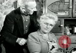 Image of French factory worker Robert and his parents Isbergues France, 1952, second 9 stock footage video 65675028941