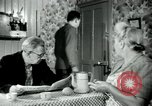 Image of union workers' notice Isbergues France, 1952, second 5 stock footage video 65675028945