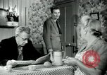 Image of union workers' notice Isbergues France, 1952, second 6 stock footage video 65675028945