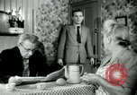 Image of union workers' notice Isbergues France, 1952, second 7 stock footage video 65675028945