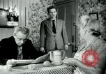 Image of union workers' notice Isbergues France, 1952, second 9 stock footage video 65675028945