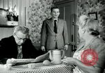 Image of union workers' notice Isbergues France, 1952, second 11 stock footage video 65675028945