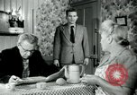 Image of union workers' notice Isbergues France, 1952, second 12 stock footage video 65675028945