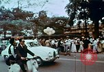 Image of street scenes Saigon Vietnam, 1969, second 7 stock footage video 65675028948