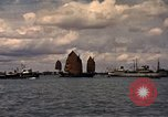 Image of harbor view Saigon Vietnam, 1939, second 8 stock footage video 65675028951