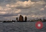 Image of harbor view Saigon Vietnam, 1939, second 9 stock footage video 65675028951