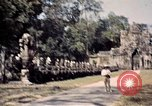 Image of Temple ruins Siem Reap Cambodia, 1939, second 1 stock footage video 65675028959