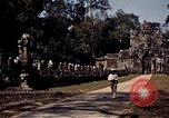 Image of Temple ruins Siem Reap Cambodia, 1939, second 2 stock footage video 65675028959