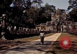 Image of Temple ruins Siem Reap Cambodia, 1939, second 5 stock footage video 65675028959