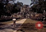 Image of Temple ruins Siem Reap Cambodia, 1939, second 8 stock footage video 65675028959