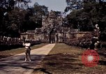 Image of Temple ruins Siem Reap Cambodia, 1939, second 9 stock footage video 65675028959